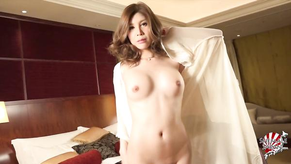 Beautiful Asian shemale just wants sex with a man