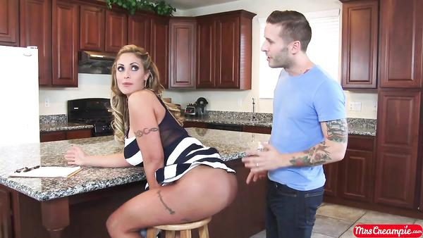 Eva Notty - I want your big young cock with thick fresh cream