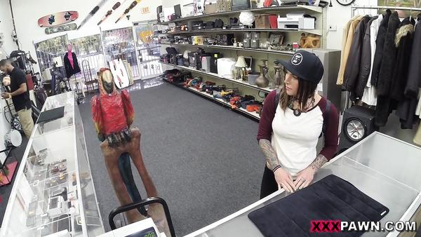 My Depraved Adventures At The Pawnshop .... I'm Such A Whore
