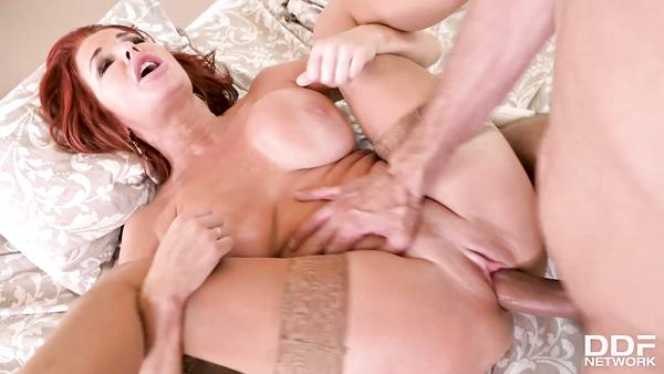 Big Boobs MILF Veronica Avluv Gets Assfucked By Euro Dude