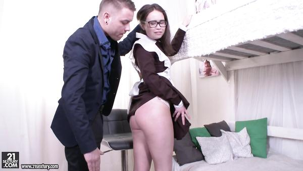 This Careless Student Must Become A Good Girl