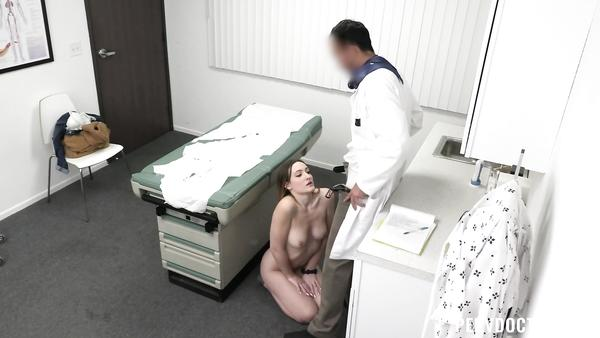 Young Girl Everly Haze Sexually Harassed While Visiting Doctor