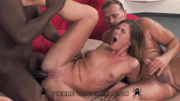 Double hardcore for anal porn-casting